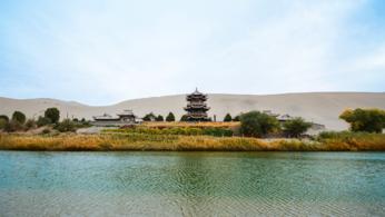 甘肃旅游宣传视频。-旅游互动聚合社区